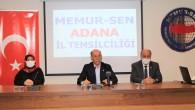 Memur-Sen'den kamu çalışanları için seyyanen zam talebi